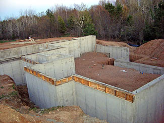 Professional High Quality Concrete Services - Commercial & Residential - Northern Wisconsin, Upper Michigan, & Minnesota